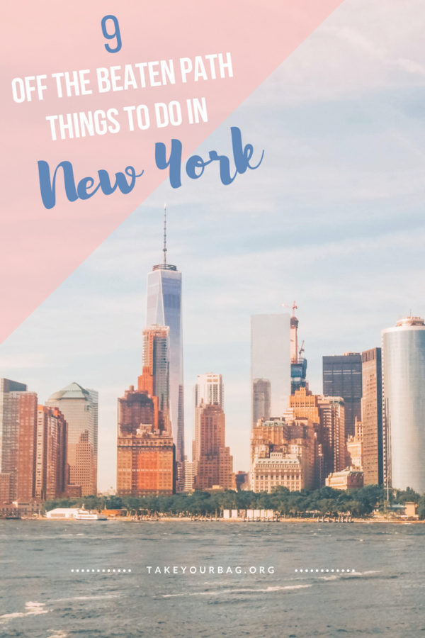 Off the beaten path new york city | Take the ferry from the 35th to New Jersey and discover the Highlands | Stroll around the Upper West Side and Central Park | #newjersey #nj #nyc #ferry #upperwestside