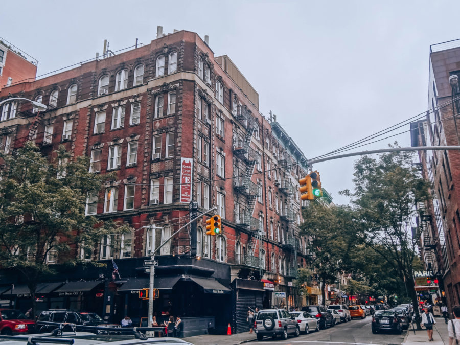 Off the beaten path things to do in NYC Check out the buildings in Greenwich Village