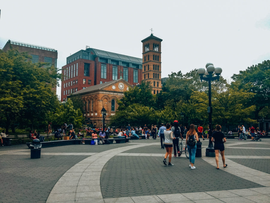 Off the beaten path things to do in NYC Explore the park in Greenwich Village