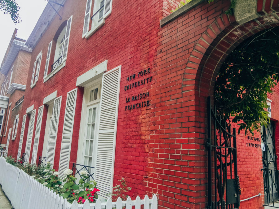Off the beaten path things to do in NYC Maison Française at NYU
