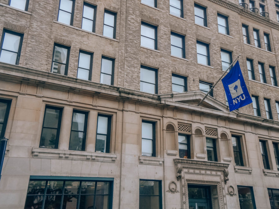 Off the beaten path things to do in NYC NYU building in Greenwich Village