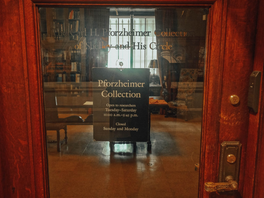 Off the beaten path things to do in NYC Pforzheimer Collection at NY Public Library