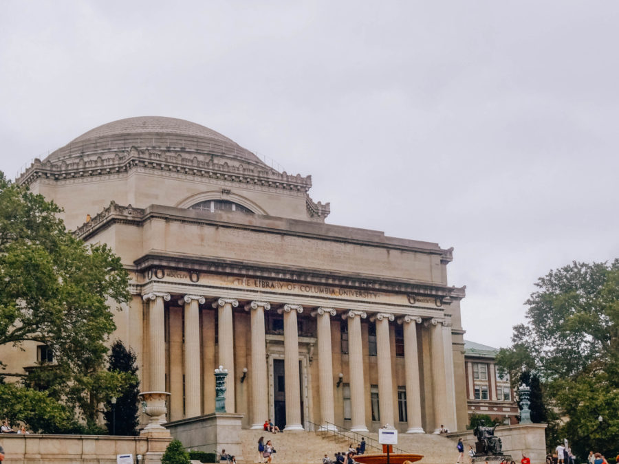 Off the beaten path things to do in NYC Upper West Side The Library of Columbia University