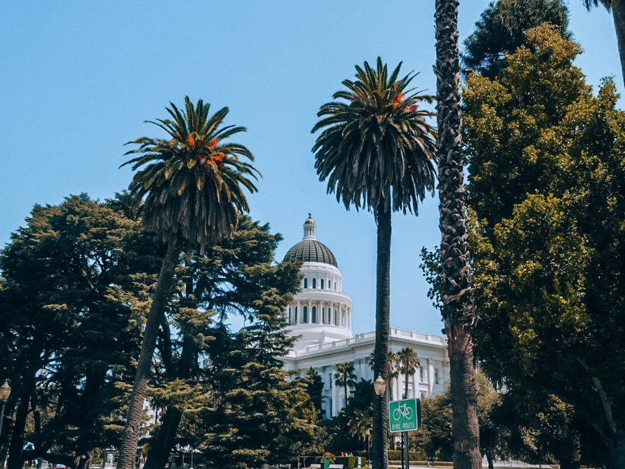Itinerary USA road trip by bus - Sacramento