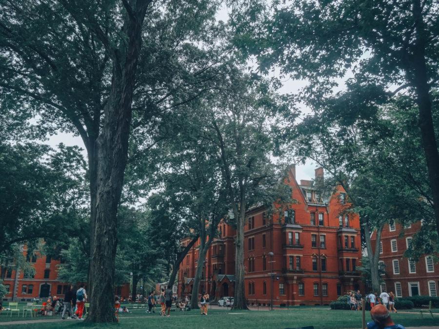 Itinerary USA road trip by bus - Cambridge Harvard