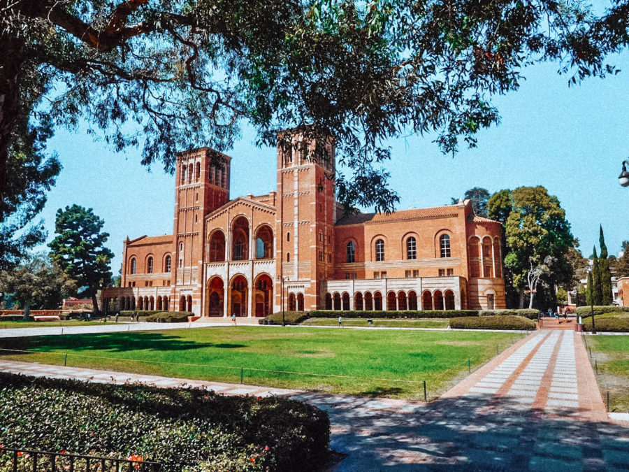 Itinerary USA road trip by bus - UCLA University of California Los Angeles