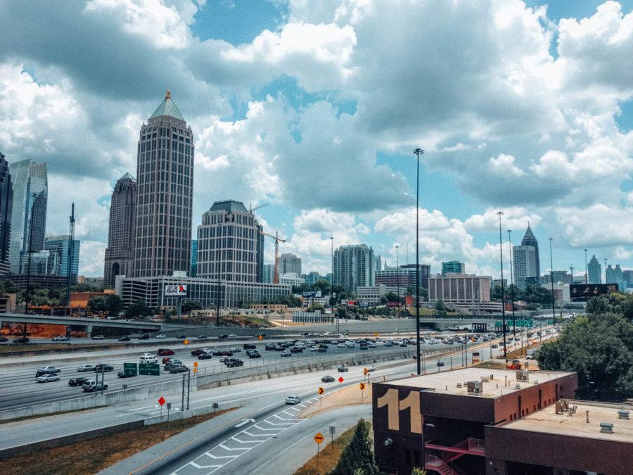 Itinerary USA road trip by bus - Atlanta