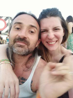Alice and Simone bio picture;