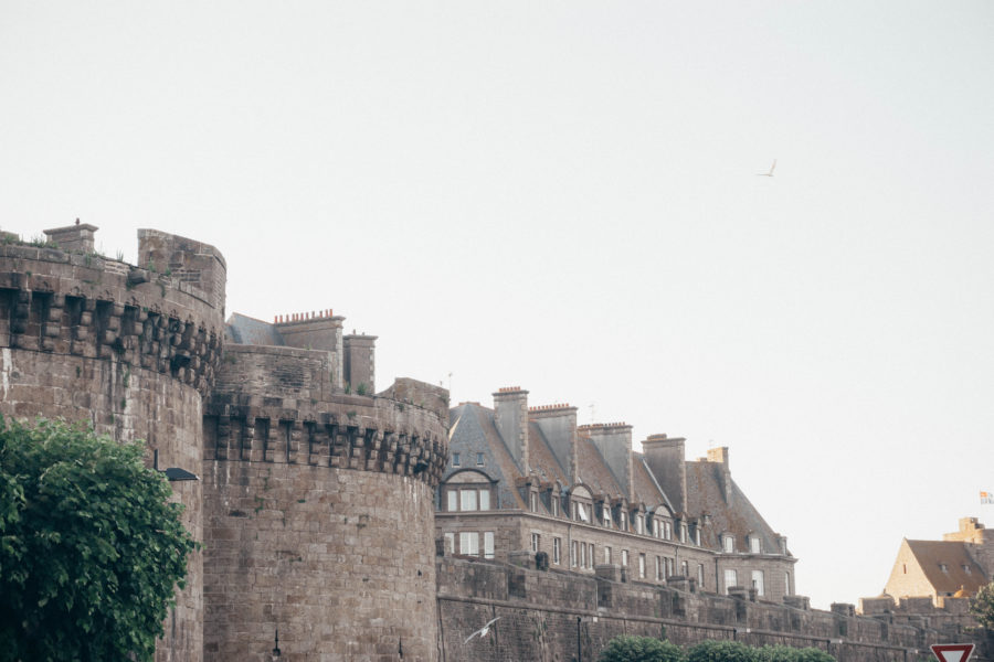 Visit Saint Malo a medieval city in Brittany