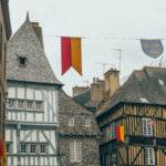 Visiter Dinan en Bretagne… même quand il fait gris !