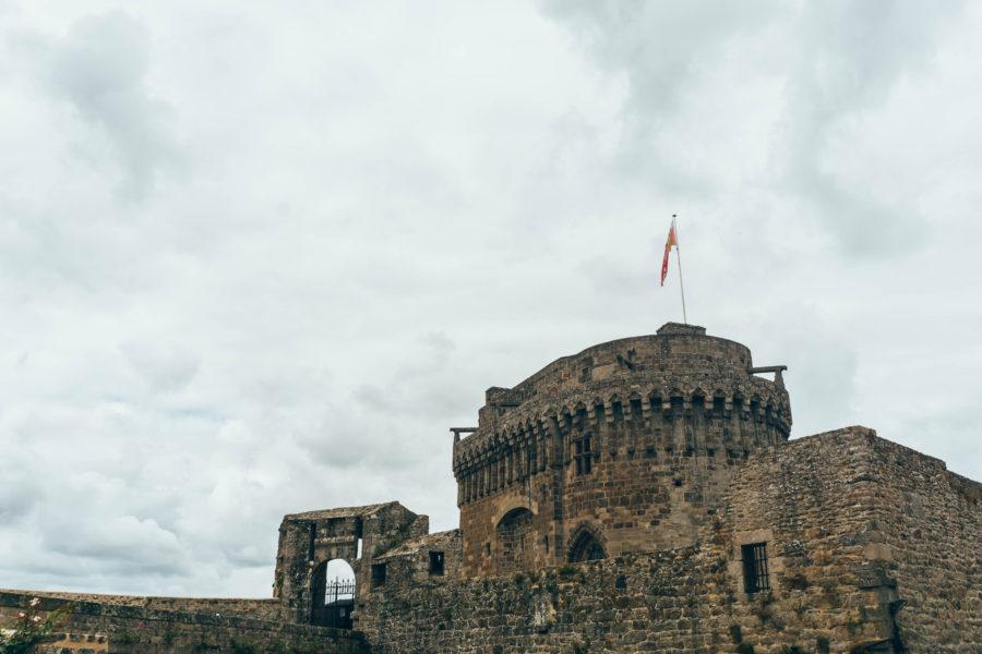 Visiter Dinan et son château