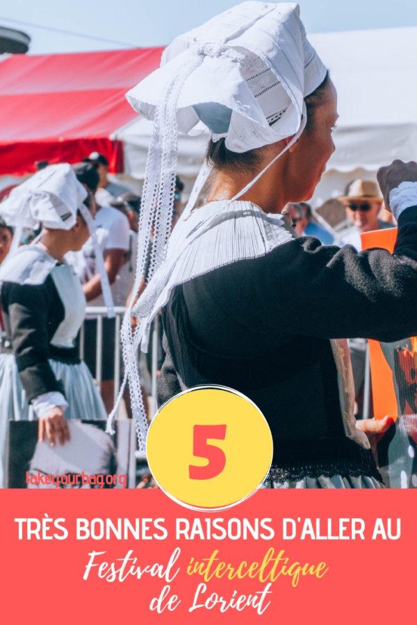 5 bonnes raisons d'aller au Festival Interceltique de Lorient | Un festival de musique celtique du monde entier à ne pas manquer en Bretagne