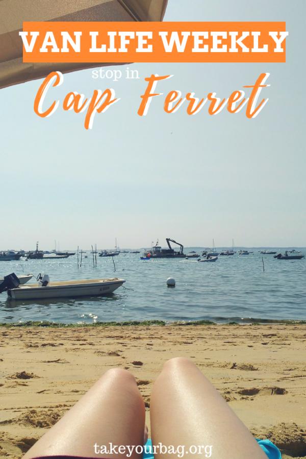 Van Life in Cap Ferret | Cap Ferret, France | Beaches in Cap Ferret |#capferret #vanlife #france