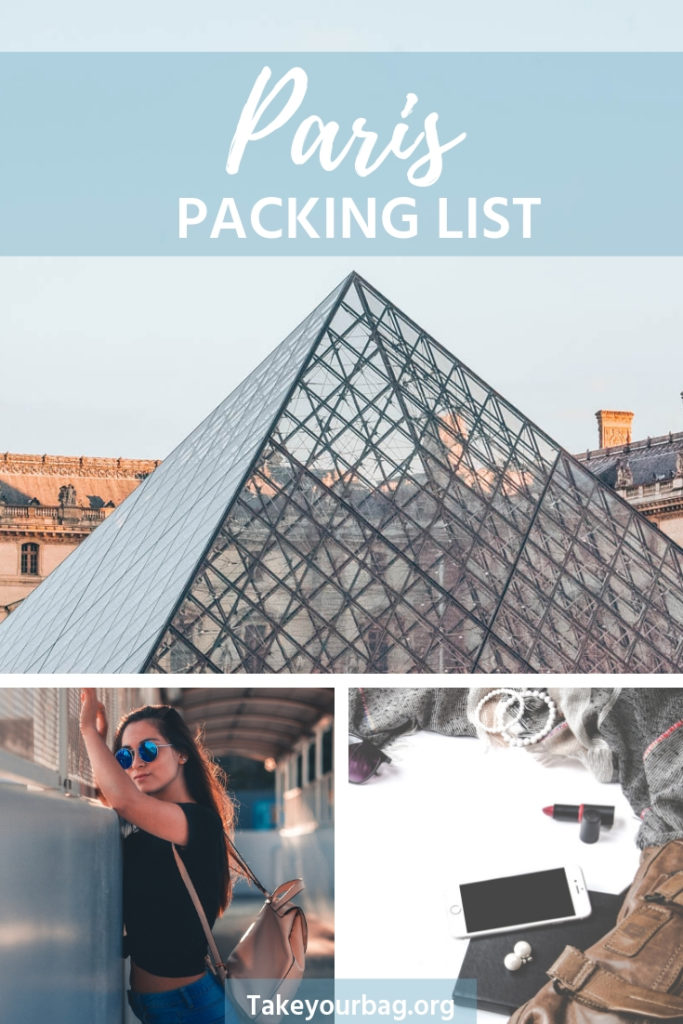Paris Packing List | Paris Winter Packing List | Paris Summer Packing List | How Parisians dress in Paris