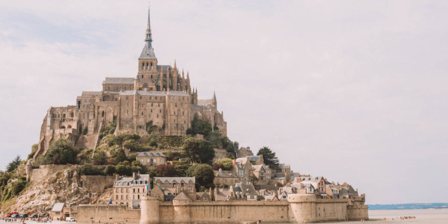 Guide to Visiting Mont Saint Michel in Normandy