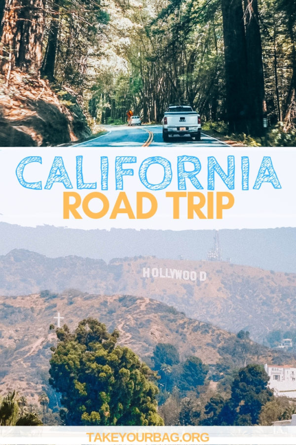 California Road Trip | Pacific Coast Highway | National Parks | Los Angeles | Travel Guides