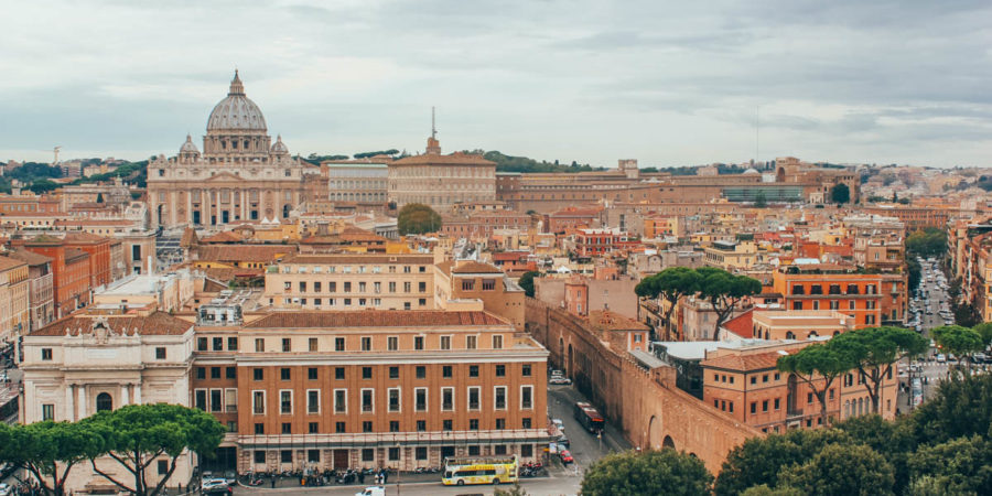 Rome things to do on the first visit