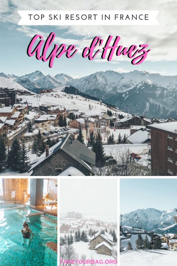 Top ski resort in France | Alpe d'Huez | French Alps | France skiing holidays