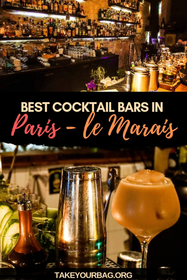 Best cocktail bars in Paris Le Marais | Candelaria Speakeasy | How to get into exclusive bars in Paris | Luxury trip to Paris