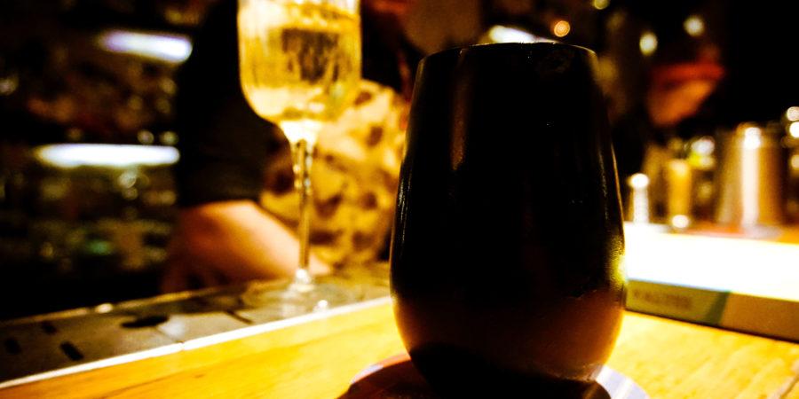 Best cocktail bars in Paris Little Red Door cocktail