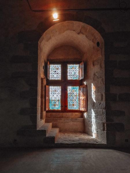 Vitraux au château de Suscinio-12