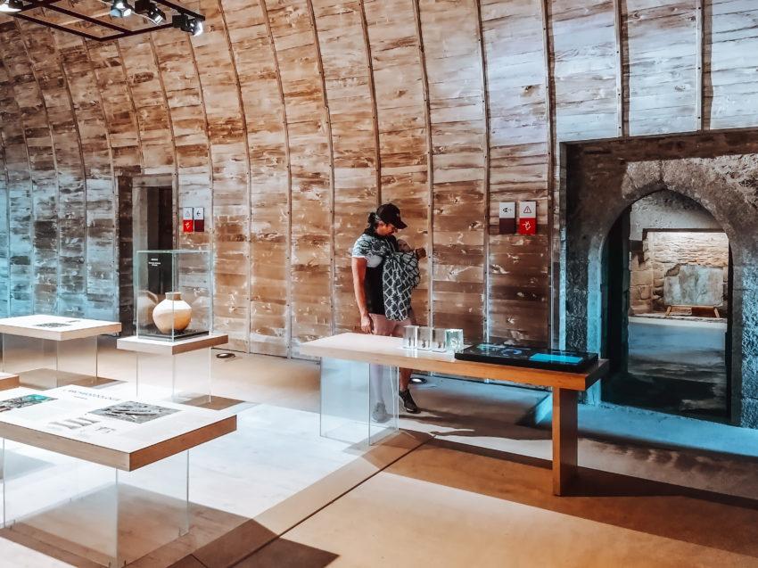Muséologie lors de notre visite au château de Suscinio-13
