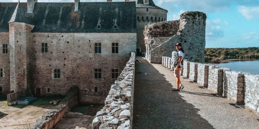 Balade lors de notre visite au château de Suscinio-19