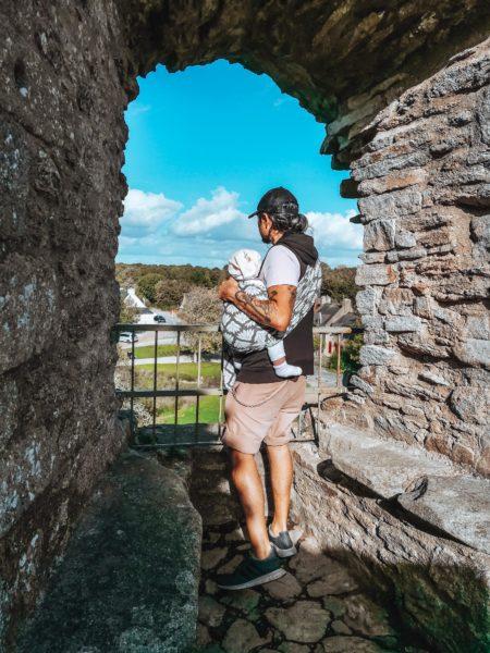 La vue lors de notre visite au château de Suscinio-20