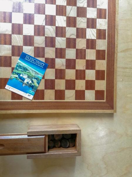 Les jeux proposés lors de notre visite au château de Suscinio-5