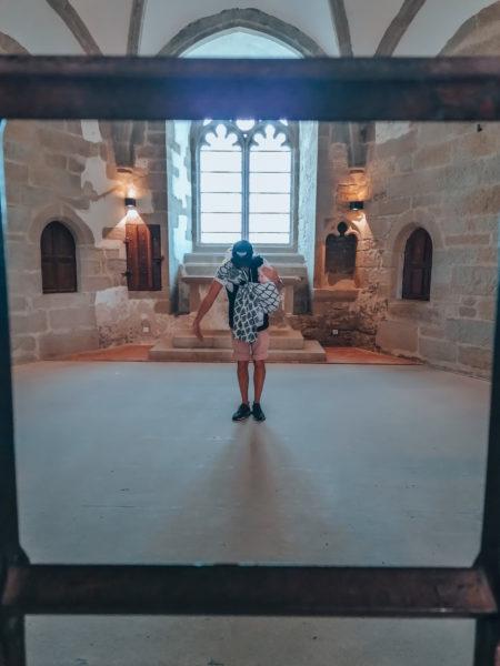 Une salle lors de notre visite au château de Suscinio-9