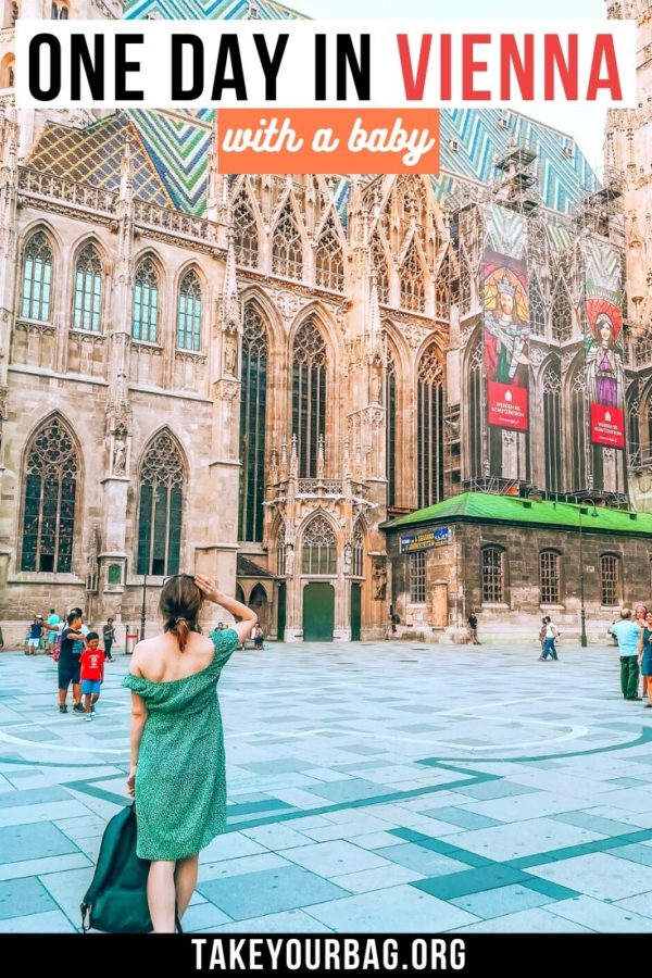 A day in Vienna with a baby Pinterest