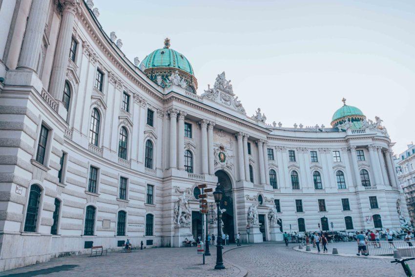 Michaelplatz à Vienne