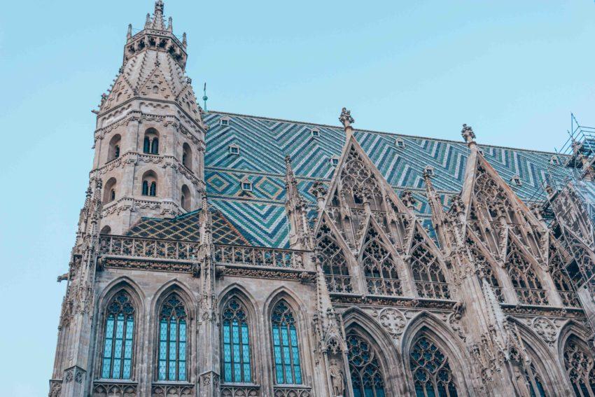 La Cathédrale Saint-Etienne de Vienne