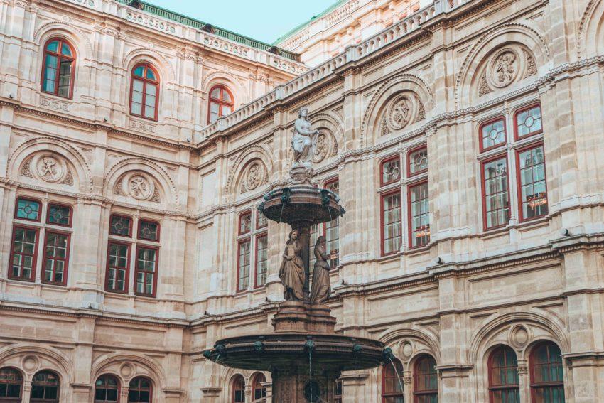 l'Opéra d'Etat de Vienne