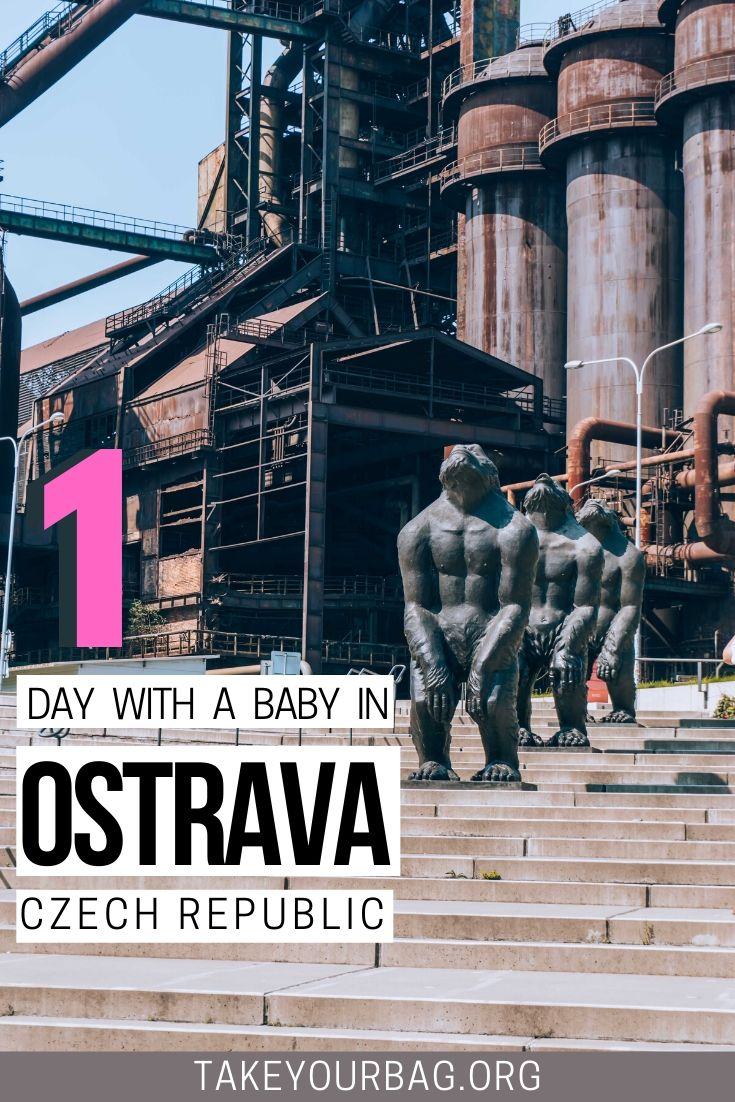 1 day with a baby in Ostrava Czech Republic