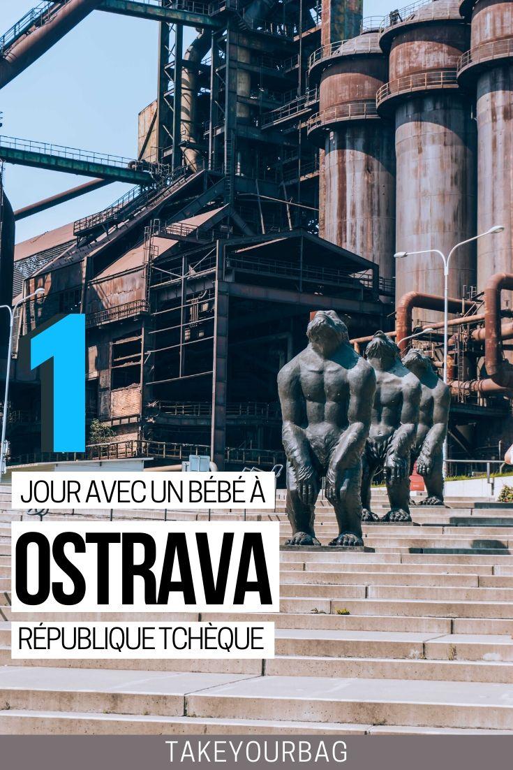 1 jour avec un bébé à Ostrava République Tchèque