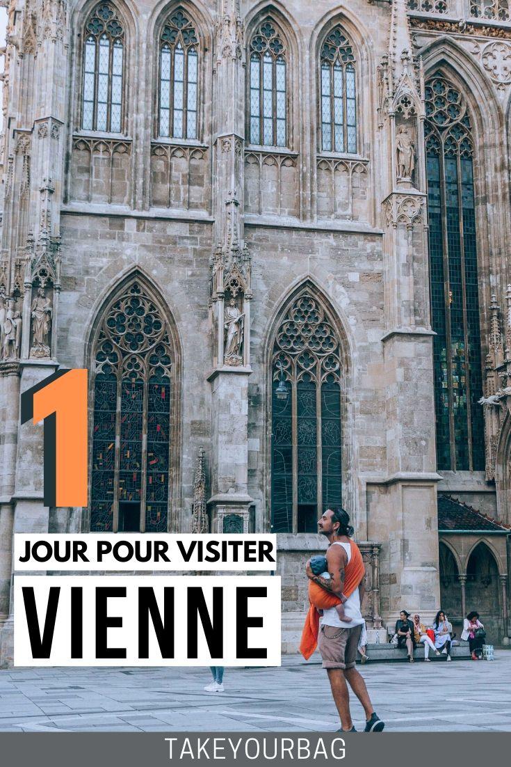 1 jour pour visiter Vienne