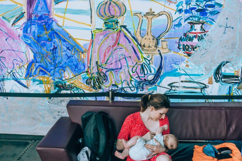Breastfeeding in Ostrava Czech Republic