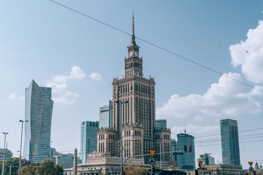 Palace of Science and Culture in 2 days in Warsaw