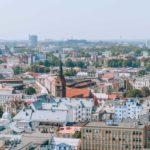 Une journée à Ostrava (République Tchèque) avec un bébé