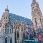 Visiter Vienne en 1 jour avec un bébé