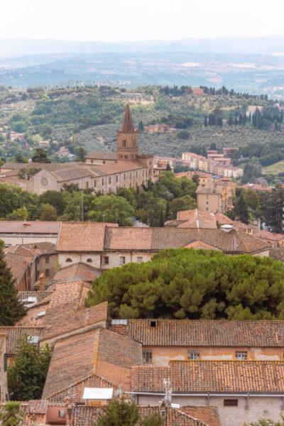 Basilica San Pietro in Perugia
