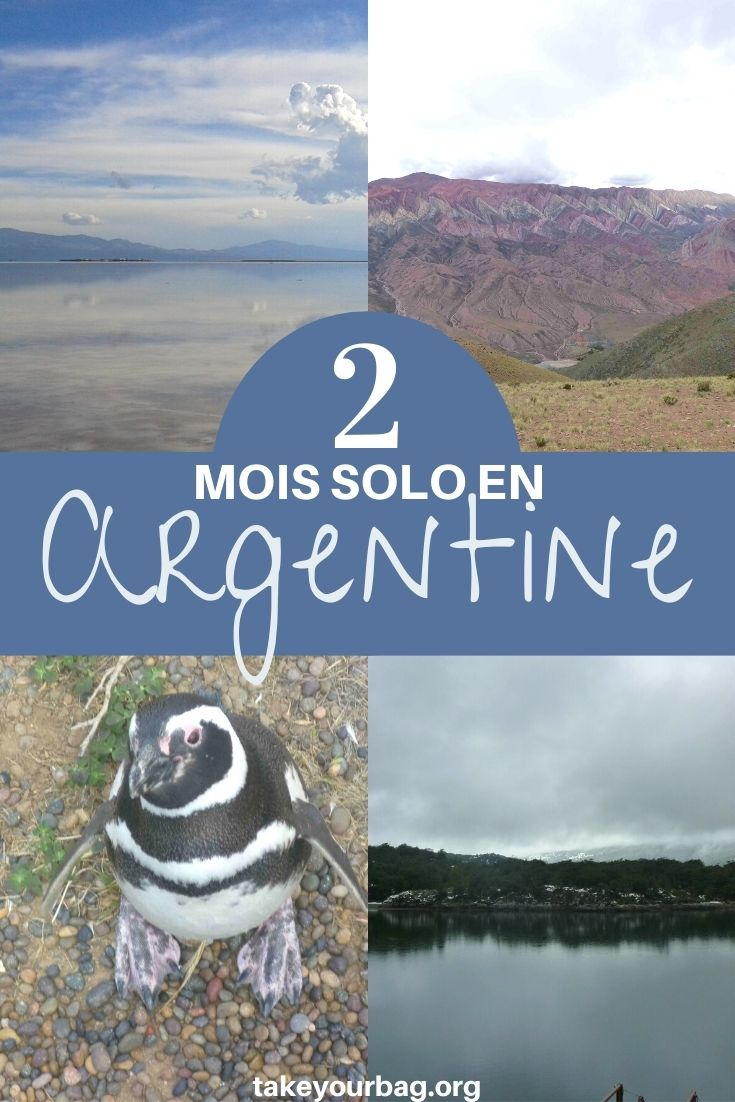 2 mois en Argentine femme solo Pinterest pin-title=